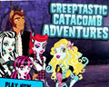 Creeptastic Catacomb Adventures 4 in 1