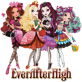 Fargelegge Ever After High