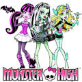 Fargelegge Monster high