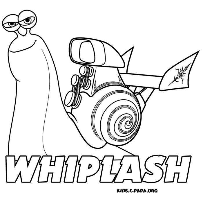 burned turbo snails coloring pages - photo#13