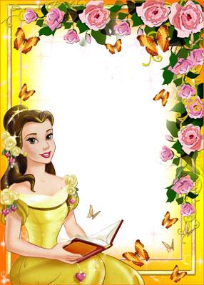Рамка для принцессы